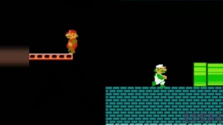 """超级玛丽:马里奥双人闯关版""""互坑"""",就怕有个猪队友!"""
