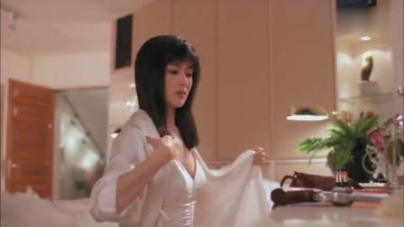 龙神太子:关之琳的颜值巅峰,真的太美了