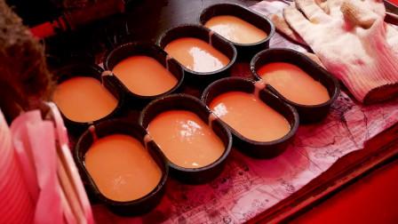 培根蛋面包  - 韩国街头食品