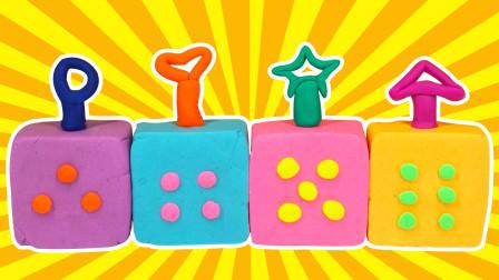 彩泥奇趣蛋玩具 彩色小蛋糕