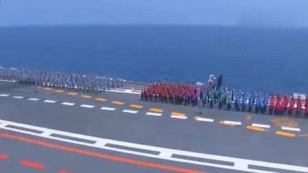 超燃!一分钟回顾2018南海阅兵那些震撼的瞬间!