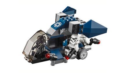 LEGO乐高星球大战系列75262 20周年纪念 风暴兵突击队套装速组速拼