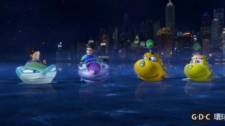 《潜艇总动员》第七部动画电影定档6.1 续集开启外星宝贝计划