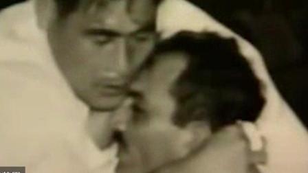 武林宗师与日本高手在擂台决一死战!胳膊被掰断都不认输