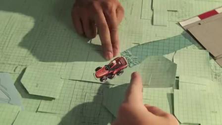 点击量爆棚的本田汽车手指动画