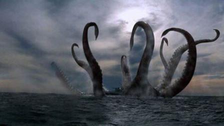北海巨妖毁天灭地,遇上她却只能被秒!