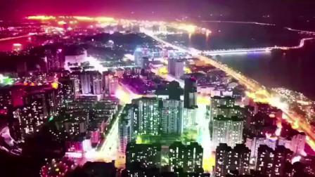 广西北海夜景