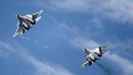 硬气一回!土耳其无视美国警告,将从俄罗斯引进苏57战机