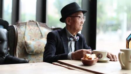 摄影师小野杰西与他爷爷的生活片段!