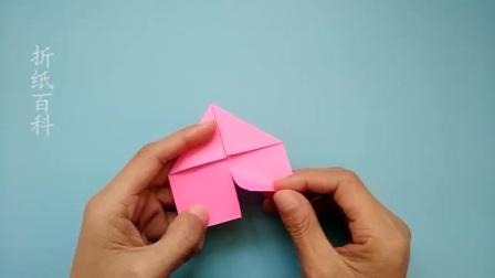 创意手工教程:简单是花朵贺卡,简单立体贺卡