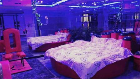 """主题酒店的""""水床"""",也被称为""""情侣床"""",究竟有啥魔力?"""