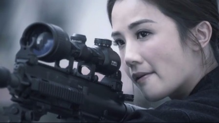 蔡卓妍再穿警服当沙展,反黑除暴帅到炸裂