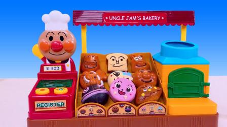 另一剧场:儿童玩具 面包超人披萨店,外卖工坊pizza薄饼店