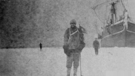 科学家在南极考察发现百年前的胶卷底片冲洗后轰动了全世界