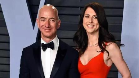 贝索斯和麦肯齐离婚,麦肯齐或成最富有女性之一