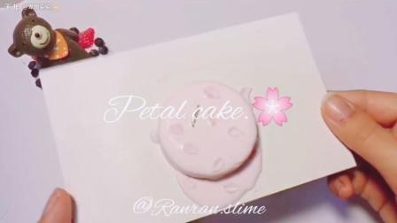 花瓣蛋糕——樱花物语