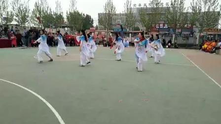 广场舞比赛版