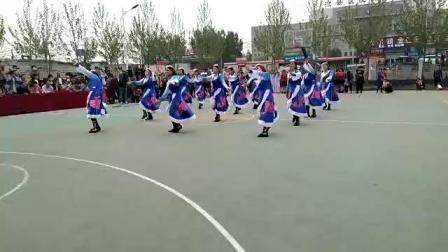 广场舞比赛作品