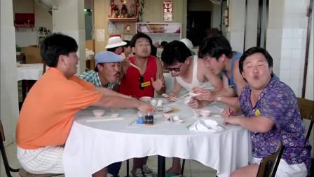 跟着旅行团吃饭就是这么现实,没两下子还吃不上饭了!
