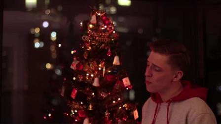 老外在中国待久了,挑战陈奕迅经典《圣诞节》,真的太好听了