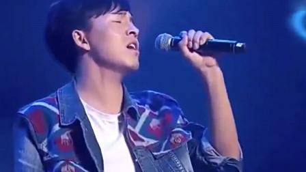 中国好声音:旦增尼玛歌声一出,激动的心,李健老师瞬间转身,这声音苏到炸!