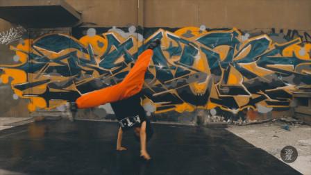 """街舞少年转几个""""圈圈""""就走向国际?告诉你什么叫这就是街舞"""