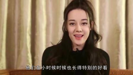 明星童年照高清修复后,刘亦菲惊艳,杨幂没变,热巴简直认不出!