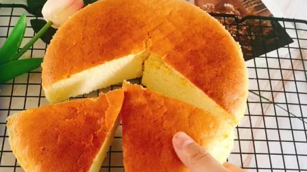 嫌蛋糕不好做?试试这款海绵蛋糕,做法简单又好吃