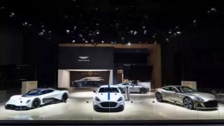 阿斯顿·马丁首款量产纯电动跑车Rapide E在2019上海车展全球首发