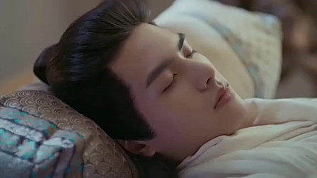 凤囚凰:姑娘趁男神睡着后大胆表白,浪漫时刻
