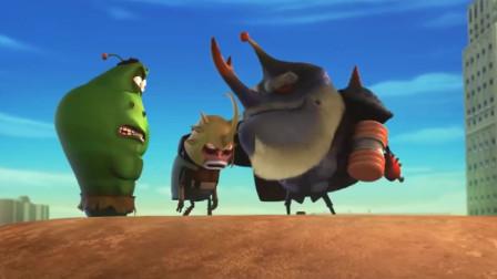 爆笑虫子打小怪兽,漫威复仇者联盟!爆笑虫子游戏