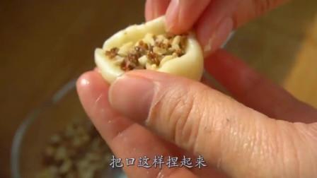 面粉这样做,比南瓜饼好吃多了,做法简单!