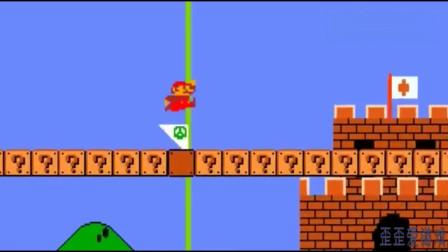 趣味超级玛丽:毁童年,哪里来的愤怒小鸟,是来坑马里奥的吗?