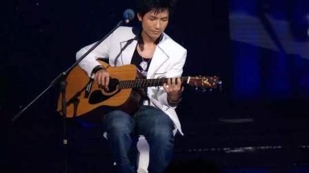 陈楚生《一夜》吉他弹唱演示