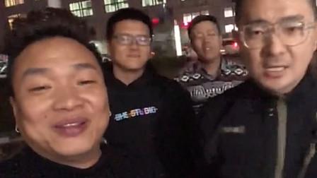4个男子酒后在马路上唱了一首歌火了!个个都是实力派,秒杀众网红