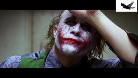 《蝙蝠侠:黑暗骑士》小丑的经典语录合集
