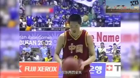 回顾:姚明打美职篮一年后改变,轻松吊打河升镇,为中国男篮复仇