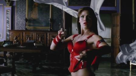 超胆侠的前女友,没有任何超能力,却是漫威世界最强的女