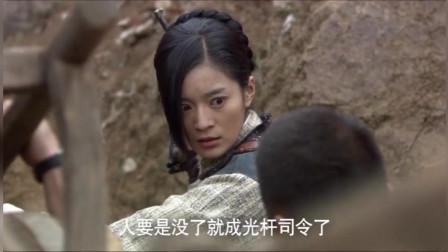 战火青春,但凡女中豪杰,都把自个说成穆桂英,金戈的话太实在了吧