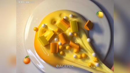 【slime史莱姆】创意金桔柠檬杯起泡胶