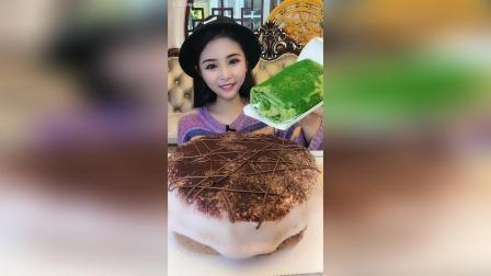 脏脏蛋糕毛巾卷