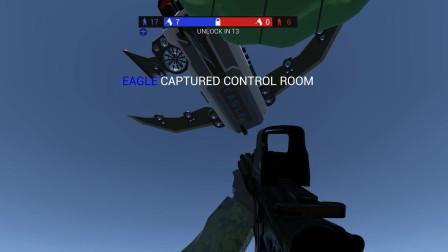 战地模拟器 | 在神盾局的空天母舰里面打架!
