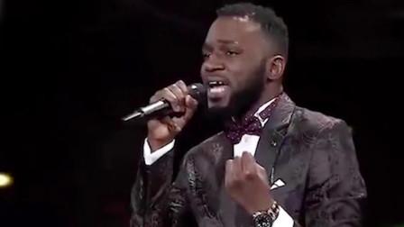 黑人小哥一口陕西口音唱《西安人的歌》!这回轮到中国观众懵逼了