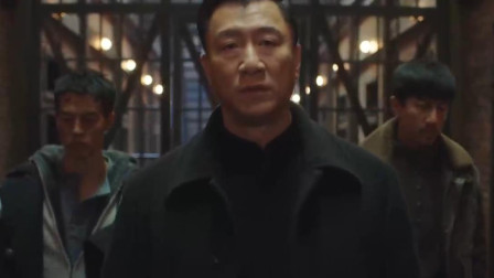 2019孙红雷最新电视剧,时隔16年,孙红雷再演黑道大哥,帅爆了!
