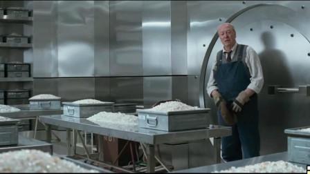 《完美无瑕》清洁工用15年给妻子,时还带走公司2吨钻石