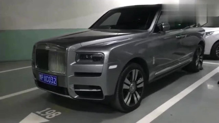 """劳斯莱斯首台SUV,全球最贵的SUV车型,就连奔驰G63都""""怕""""它!"""