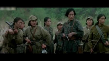 八女投江:为了掩护大部队突围,八位女兵和日本人进行了英勇战斗