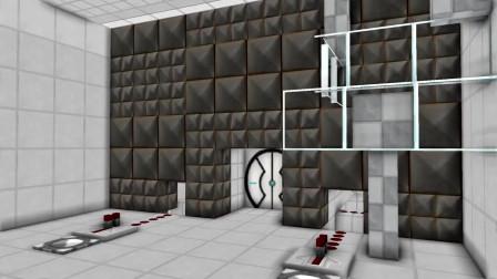 我的世界动画-怪物学院-传送门游戏挑战-keeper