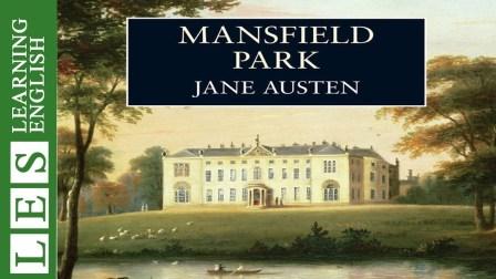 全民英语英式英语纯文对照中级听力素材《曼斯菲尔德庄园》-简·奥斯汀