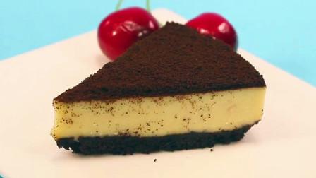 不用烤箱,就能做慕斯蛋糕,细腻丝滑,入口即化,比买的还好吃